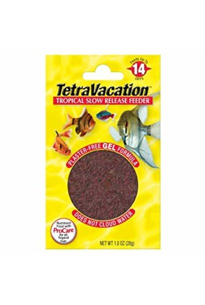 TETRAVacation 14Day Gel Feeder1.06oz