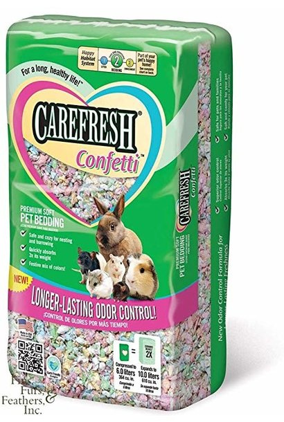 Care Fresh Pet Bedding Confetti