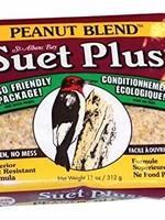 Wild Life Sciences Wild Life Sciences Suet Plus Peanut Butter 11oz