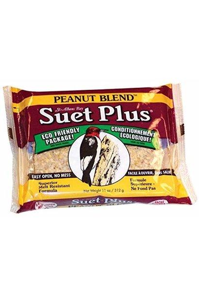 Wild Life Sciences Suet Plus Peanut Butter 11oz