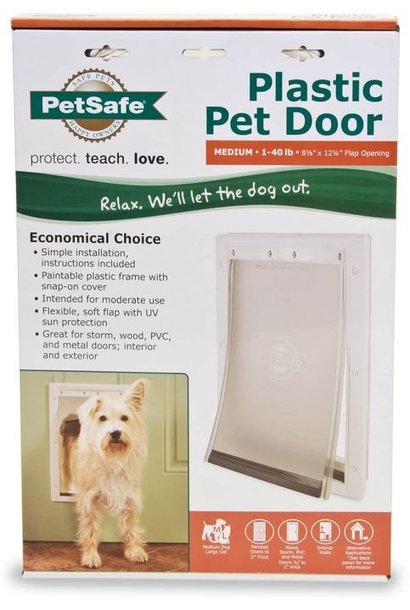 PetSafe Plastic Pet Door Medium
