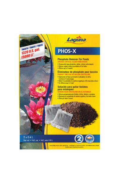 Phos-X Phosphate Remover, 1320 gal. Water Treatment