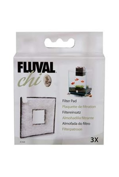 Filter Pad for Fluval Chi 3-pack
