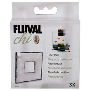 Filter Pad for Fluval Chi 3-pack-1