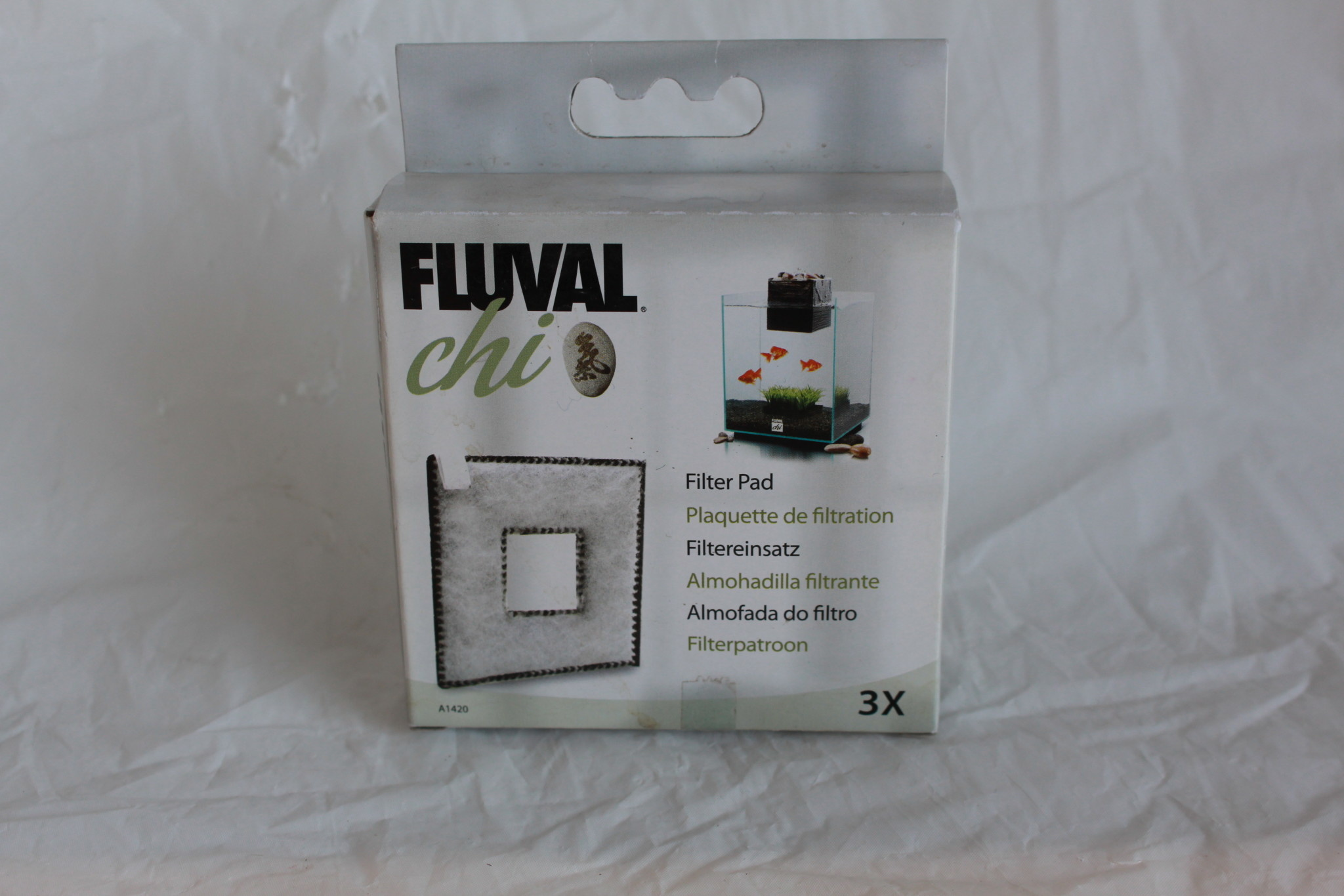 Filter Pad for Fluval Chi 3-pack-2