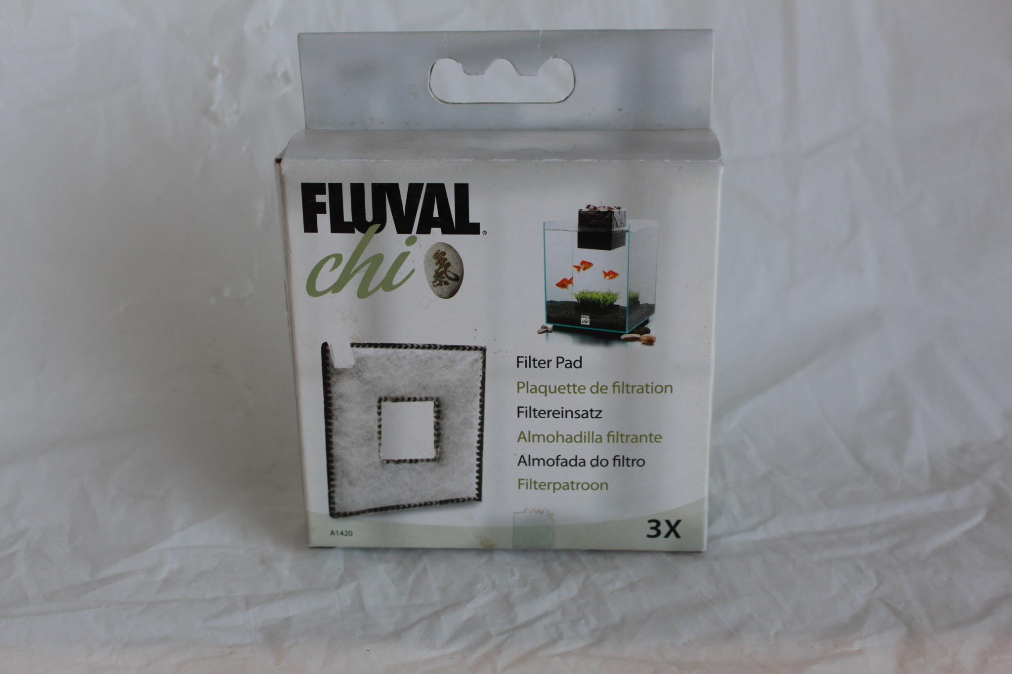 Filter Pad for Fluval Chi 3-pack-2