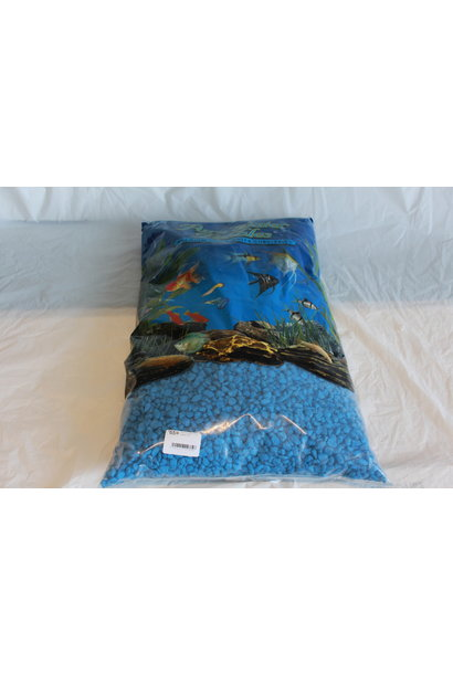 Heavenly Blue Aquarium Gravel 25lb