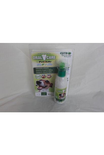 Oral Care Spray W/Blister Pack  118ml