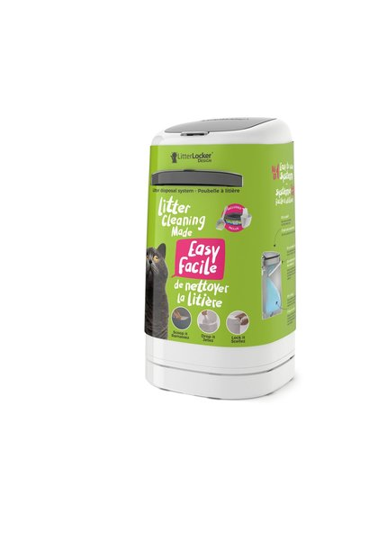 LitterLocker Design Plus Cat Litter Pail