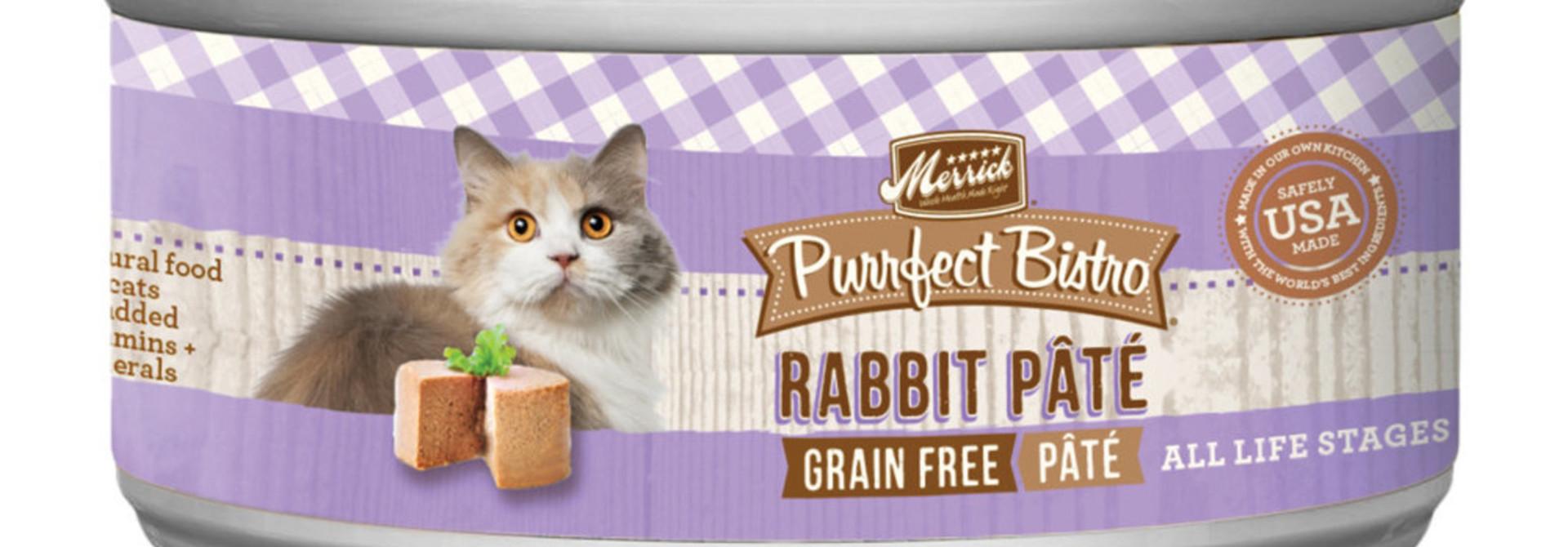 Rabbit Pate 5.5OZ Cat