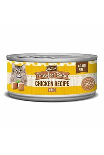 Chicken Pate 3OZ Cat