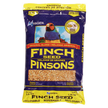 Finch Staple VME Seeds, 3 lb, bagged-1