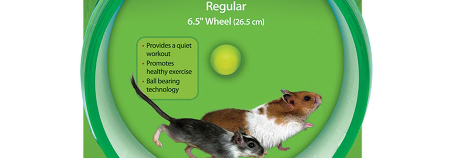Silent Spinner Wheel Regular 6.5