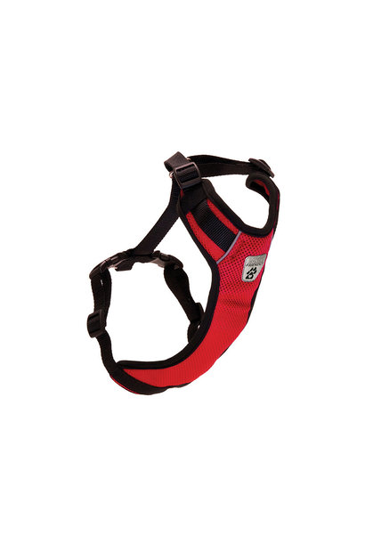 Vented Vest Harness V2 Small - Red