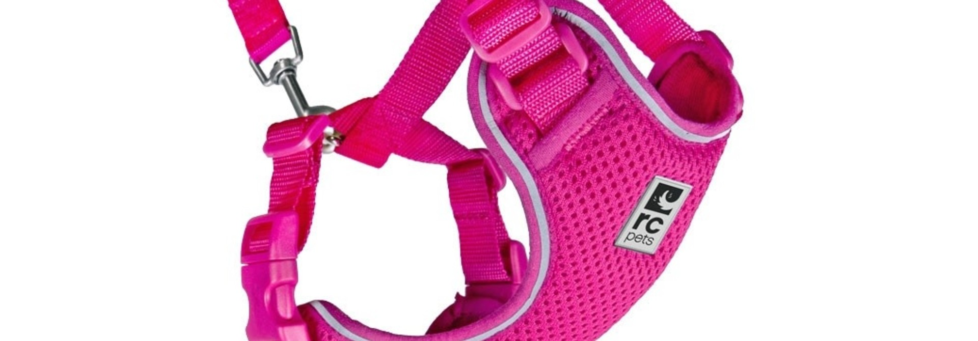 Adventure Kitty Harness Small Raspberry