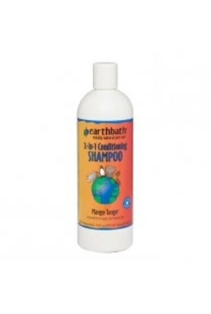 Earthbath Mango Tango Conditioning Shampoo 473mL