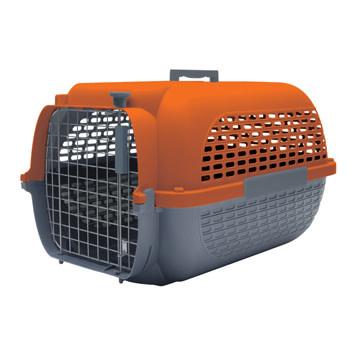 Dogit Voyageur DarkGreyBase,Orange Top Sm-1