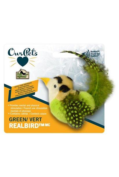 RealBirds Green Cat