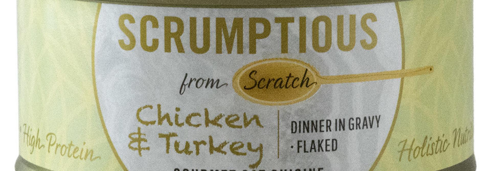 Chicken & Turkey 2.8OZ Cat