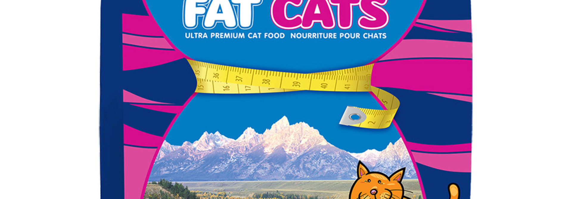 Fat Cats Low Calorie 15LB Cat