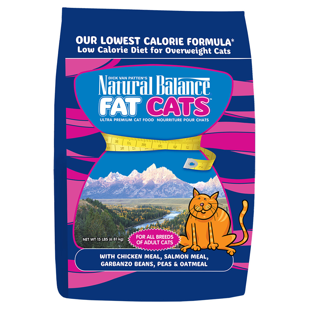 Fat Cats Low Calorie 15LB Cat-1