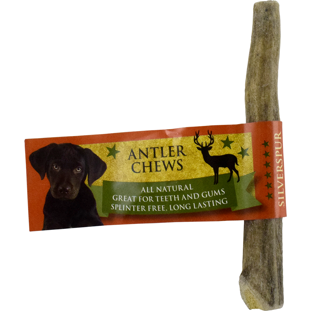 Solid Elk Antler Medium 4.5-5-1