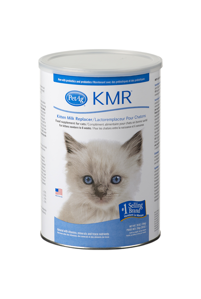 KMR Powder Milk Replacer 28OZ Kitten