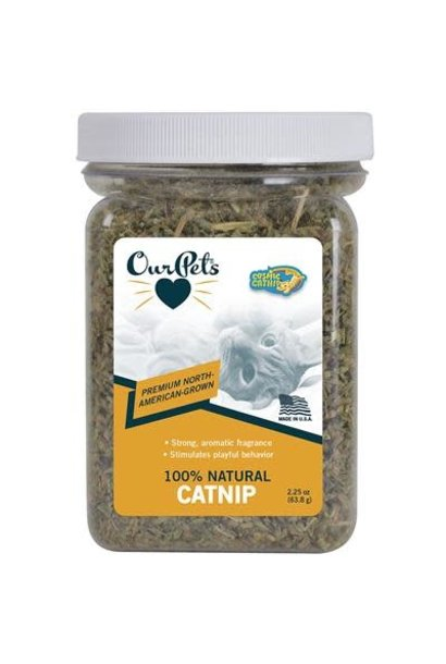 Cosmic Catnip Jar 2.25OZ