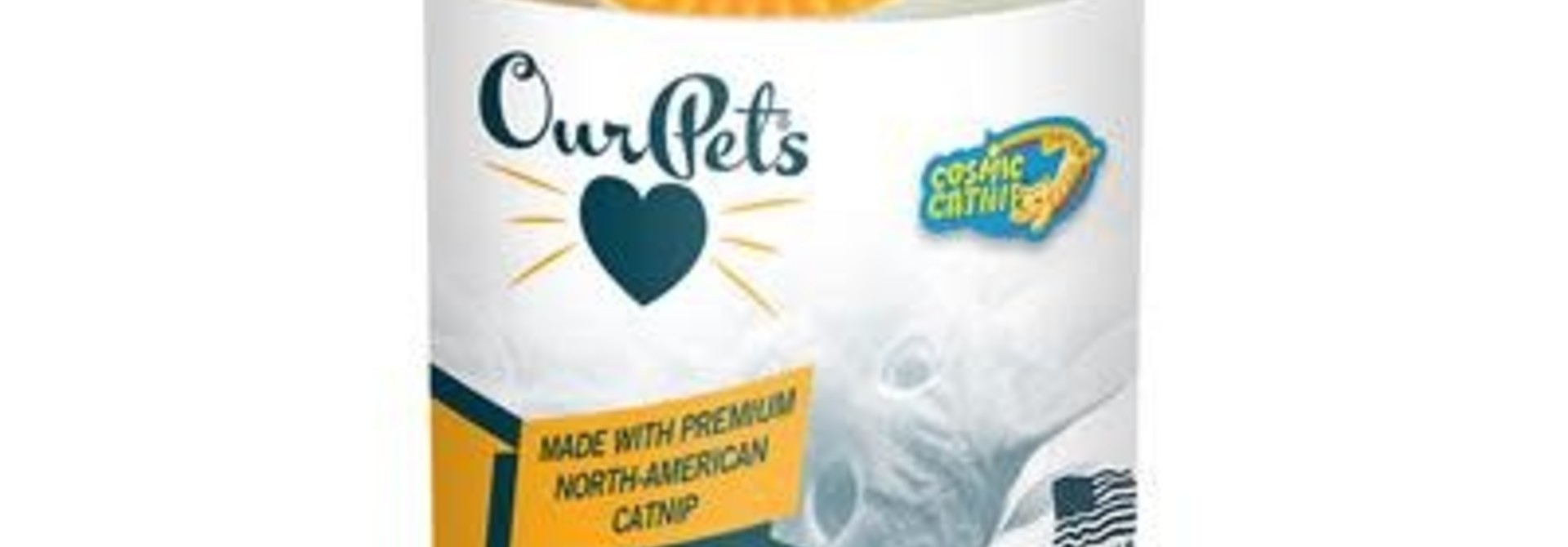 Cosmic Premium Natural Catnip Bubbles 5OZ