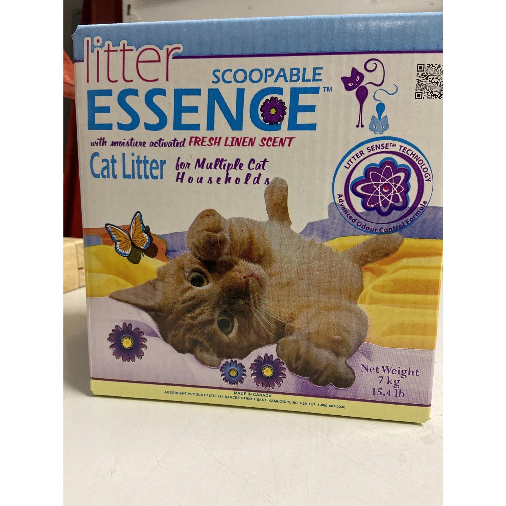 APL Litter Essence Scoopable Litter 7kg