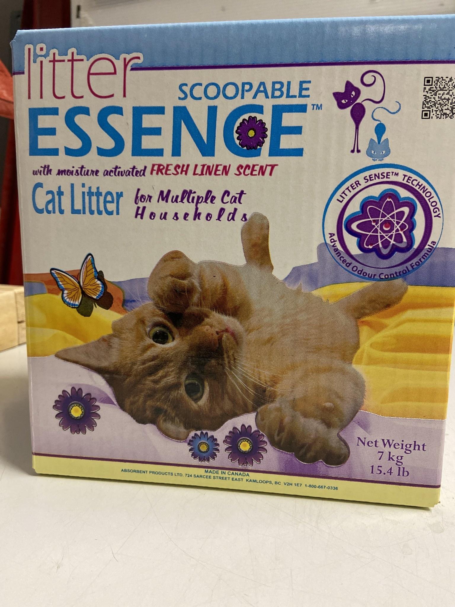APL Litter Essence Scoopable Litter 7kg-1