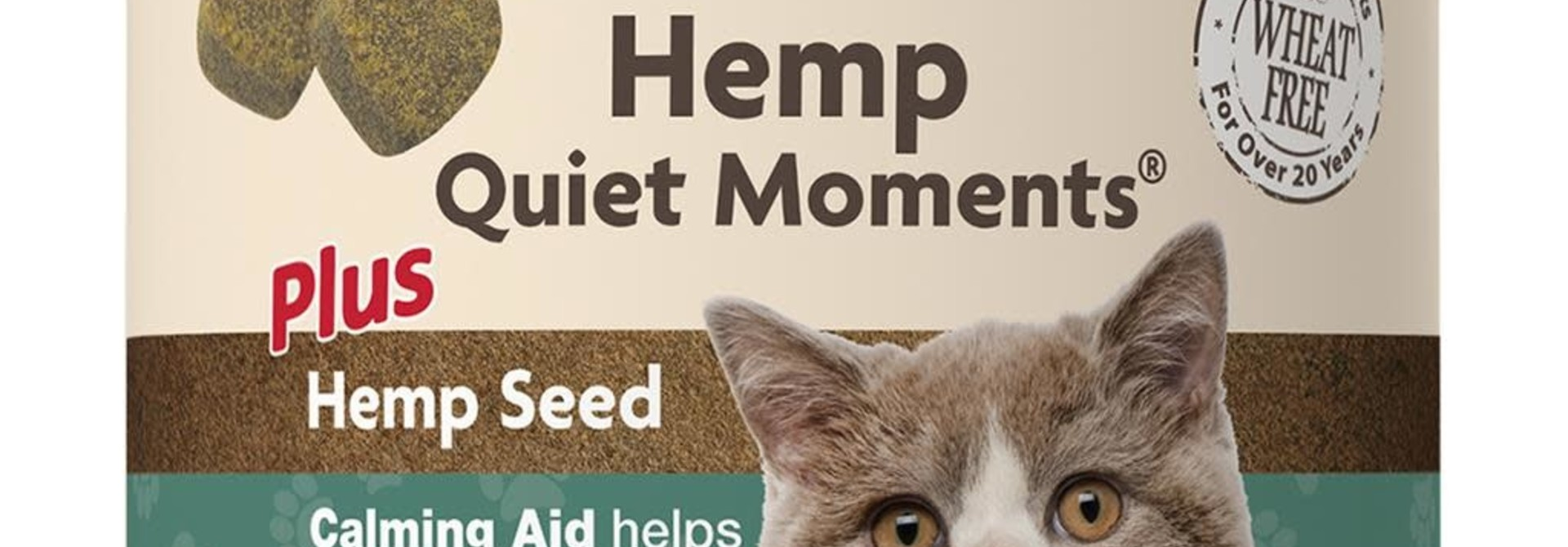 Soft Chew Hemp Quiet Moments 60CT Cat