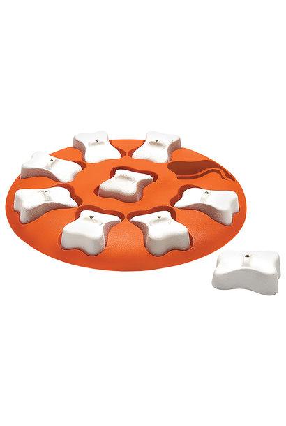 Dog Smart Orange Puzzle