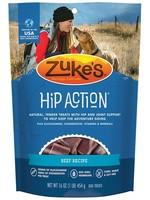 Zukes Zukes Hip Action Beef 14oz