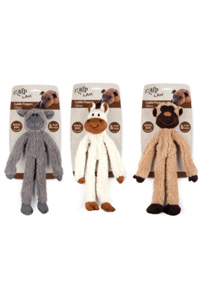 "AFP Lamb Cuddle Floppers, 16"", Asst"