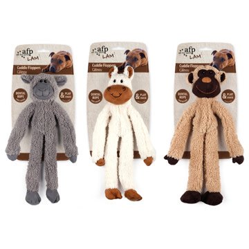 "AFP Lamb Cuddle Floppers, 16"", Asst-1"
