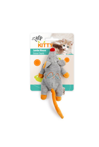 All For Paws Jumbo Mouse Cat Toy