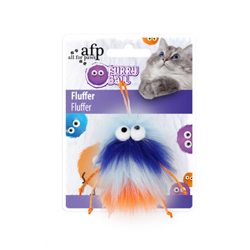 All For Paws Fluffer Cat Toy-1