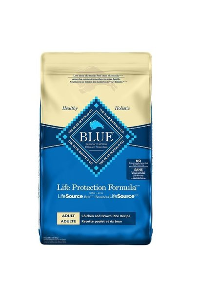 Blue Adult Chicken & Brown Rice 7lb