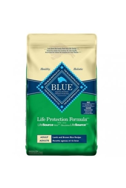 Blue Adult Lamb & Brown Rice 6lb