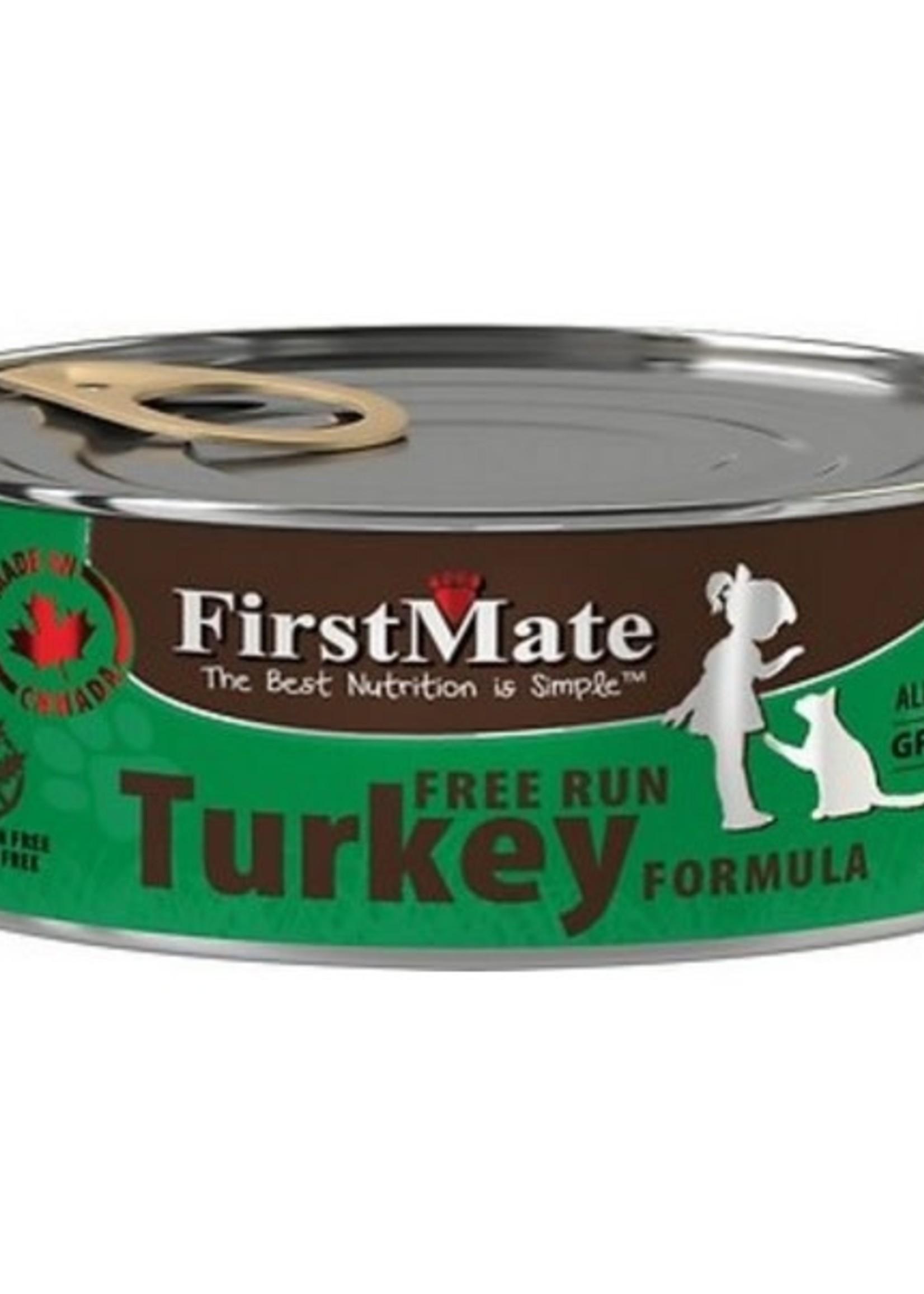 First Mate First Mate Free Run Turkey CAT-5.5oz