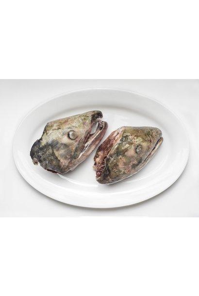 Complete K9 Salmon Head