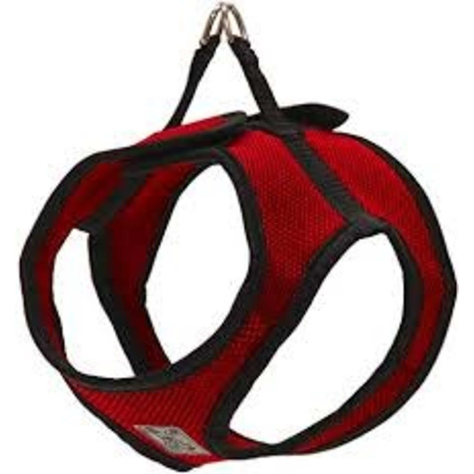 RC Pets Step In Cirque Harness L Red