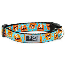 """Clip Collar Small 3/4"""" Hangry Monster-1"""