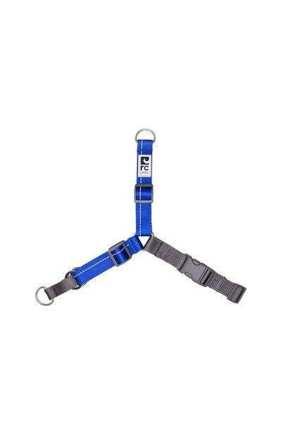 Pace No Pull Harness M Royal Blue