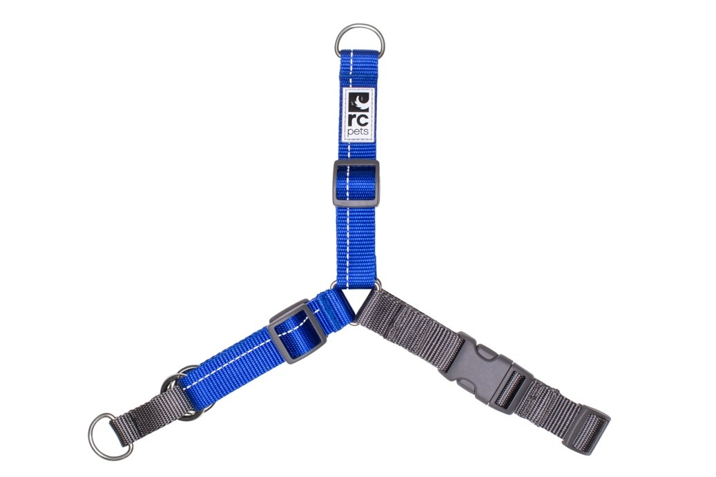 Pace No Pull Harness M Royal Blue-1