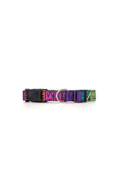 Woof Concept Clip Collar Disco Large