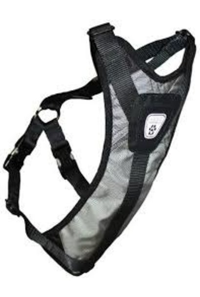 Safety Harness Small Steel Grey