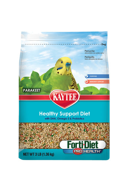 Forti-Diet Pro Health Parakeet Food 2LB
