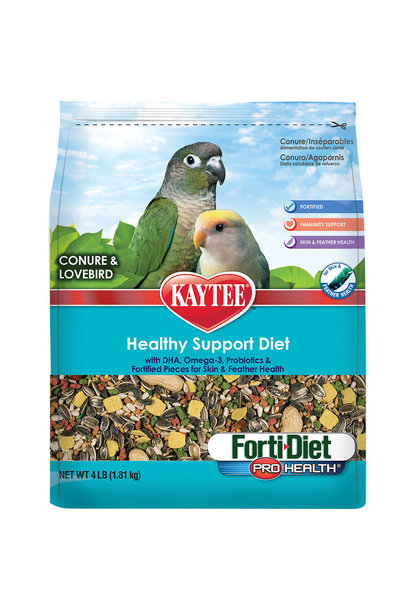 Forti-Diet ProHealth Conure & Lovebird Food 4LB